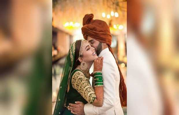 Annumta Qureshi Married