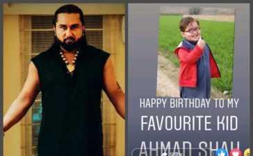 ahmed shah and Honey Singh