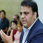 Fawad Chaudhry responds to latest spat with Mubashir Luqman