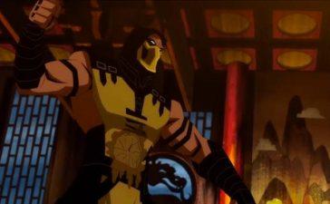 Trailer for Mortal Kombat Legends