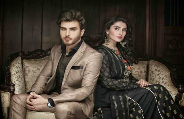 imran abbas and ayeza khan