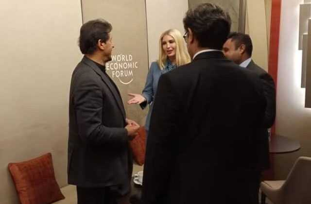 PM Imran with Donald Trump's daughter_4