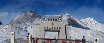 khunjerab pass pakistan china border