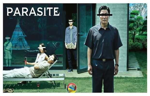 South Korean film Parasite