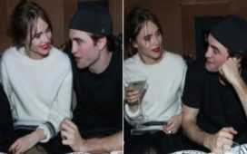Robert Pattinson engagement