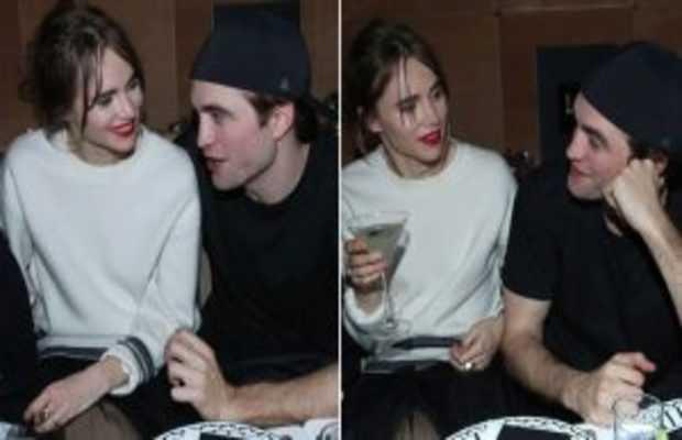 Robert Pattinson Possibly Engaged to Girlfriend Suki ...