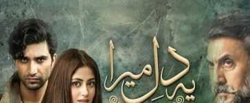 Ye Dil Mera Episode-12 Review
