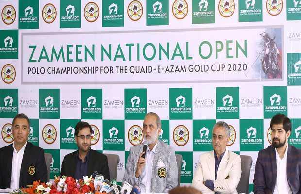 Zameen National Open Polo Championship