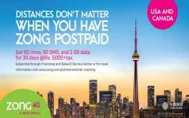 ZONG 4G offers