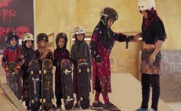 Afghan Documentary Skateistan