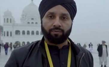 Sikh Singer Rup Magan