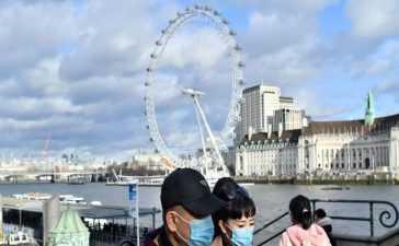 First Coronavirus Case in London