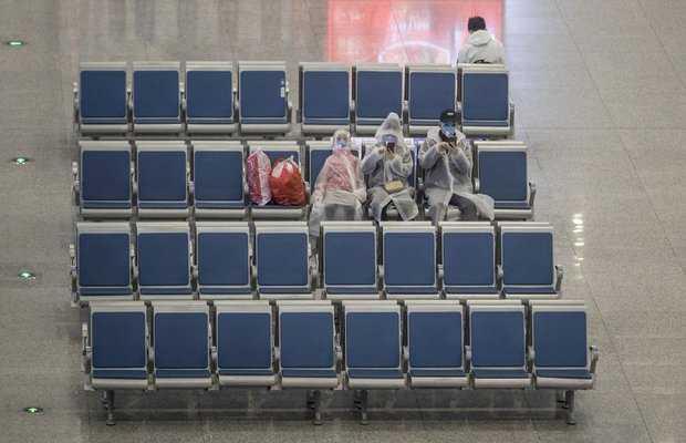 China Reports coronavirus