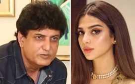 Sonya Hussyn and Khalil ur Rehman