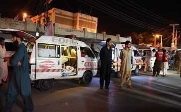 Death toll from mysterious 'gas leak'