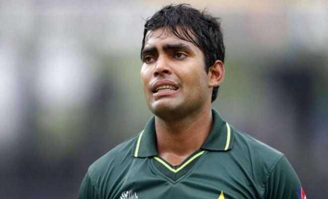 Umar Akmal Suspended