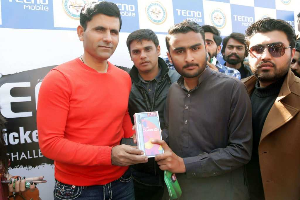 The cricket legend Abdul Razzaq