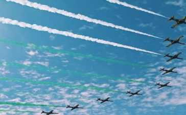 Pakistan Air Force air show