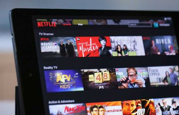 Netflix Releases List of 9 TV Shows