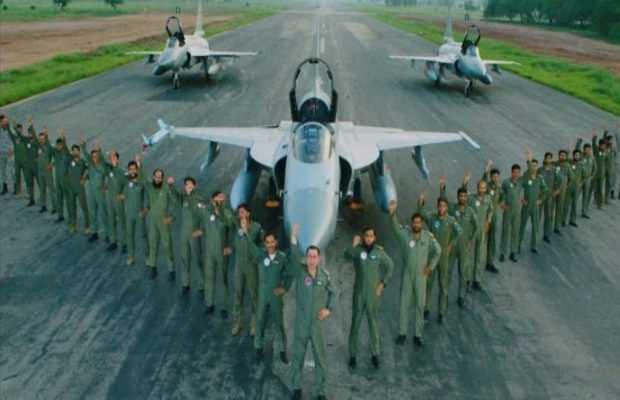 PAF Commemorates Fantastic Indian Planes
