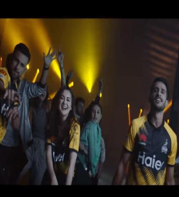 Peshawar Zalmi PSL 2020 Anthem