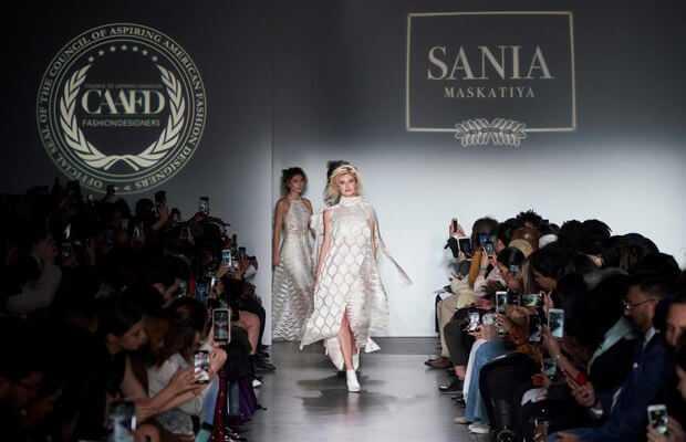 Sania Maskatiya showcases Resort 2020