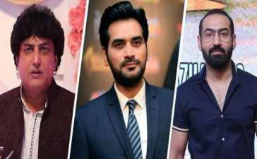 Humayun Saeed's upcoming film