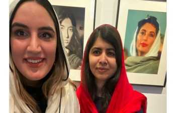 Three Wonder Women of Pakistan