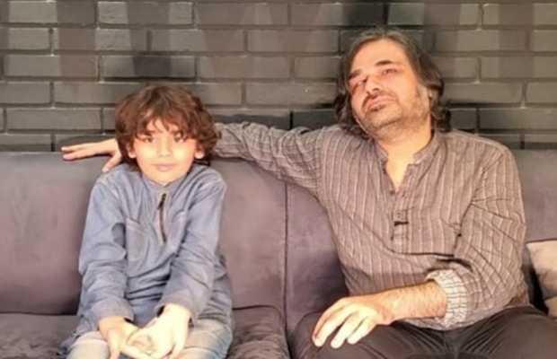 Shees Saji Gul's father