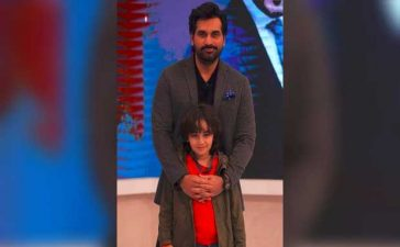 Humayun Saeed and Shees Gul