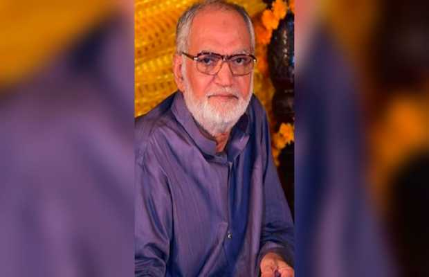 Veteran actor Fahmeed Ahmed
