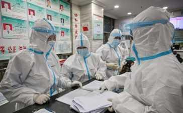 Coronavirus probably in Wuhan