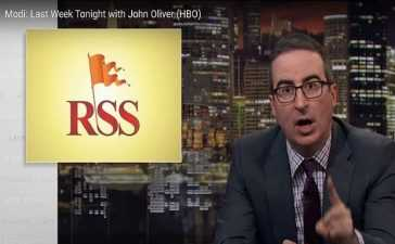 John Oliver's Latest Episode Blocked