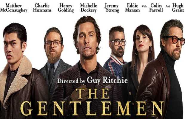 Entertainment Guy Ritchie Style