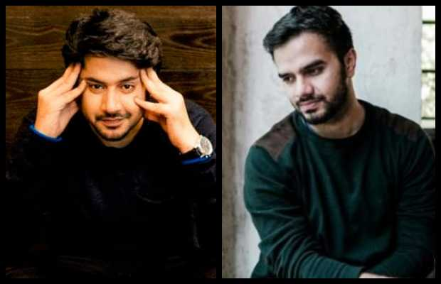 Imran Ashraf and Irfan Junejo