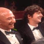 Jeff Bezos Becomes Target of Oscar's 2020 Jokes at Opening