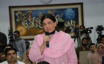 Pakistani trans activist Nayyab