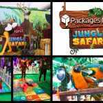 The Kids Jungle Safari at Packages Mall concludes successfully