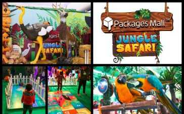 The Kids Jungle Safari