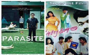 Tamil Producer Claims Oscar Winning Parasite