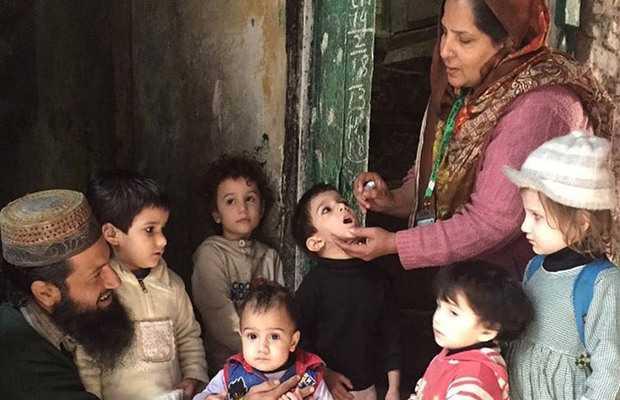 Nationwide Polio Campaign 2020