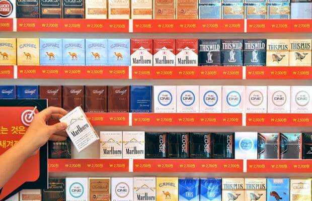 Image result for Health Ministry Imposes Ban on Display of Cigarettes at Shops