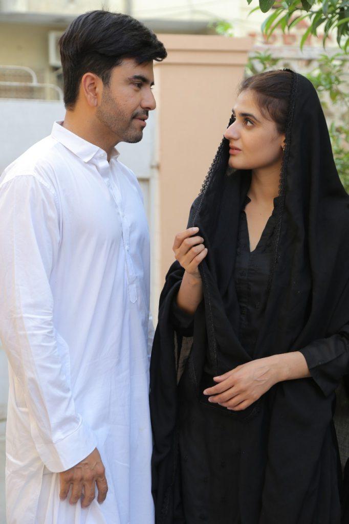 Junaid Khan & Hira Mani