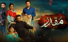 Muqaddar Episode-6 Review