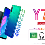 Setting Stage for New Age, HUAWEI Y7p Goes on Pre-order in Pakistan