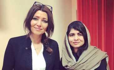 Elif Shafak and Malala