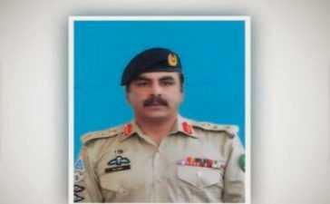 Pak Army Officer