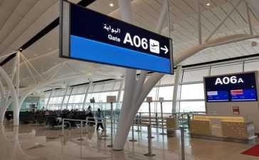 Saudi Arabia suspends travel