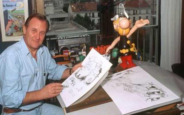 Asterix co-creator
