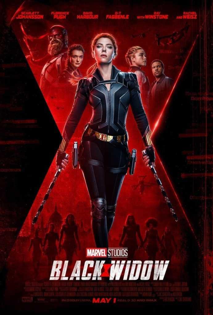 Black Widow's Latest Trailer